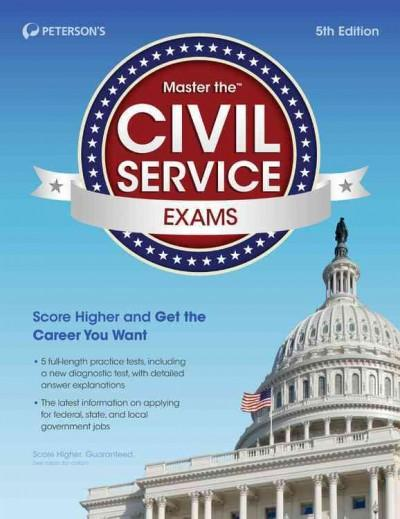 Master the Civil Service Exams (Paperback)