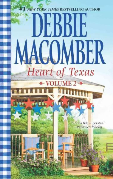 Heart of Texas: Caroline's Child / Dr. Texas (Paperback)