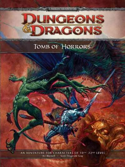 Tomb of Horrors: An Adventure for Characters of 10th-22nd Level