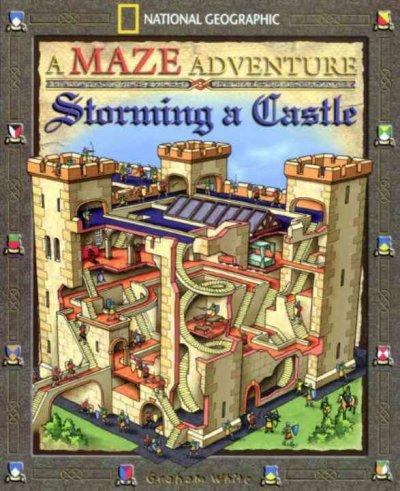 Storming a Castle: A Maze Adventure (Paperback)