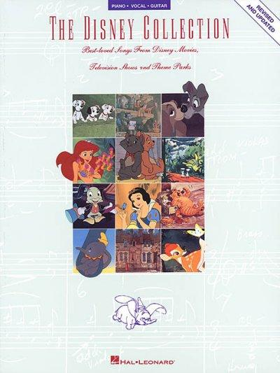 The Disney Collection: Piano, Vocal, Guitar (Paperback)