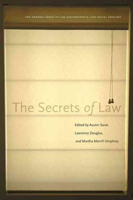 The Secrets of Law (Hardcover)