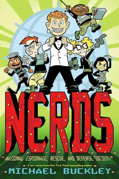 Nerds: National Espionage, Rescue, and Defense Society (Paperback)