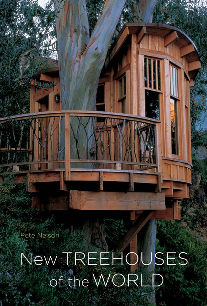 New Treehouses of the World (Hardcover)