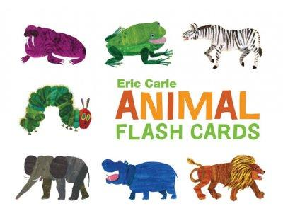 Animal Flash Cards (Cards)