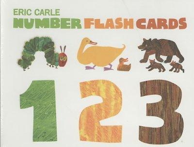 Number Flash Cards 1 2 3 (Cards)