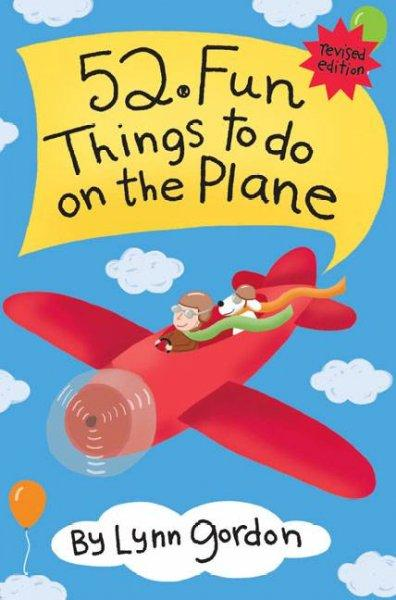 52 Fun Things to Do on the Plane (Cards)