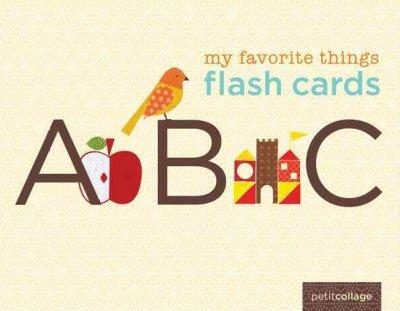 My Favorite Things Flash Cards (Cards)