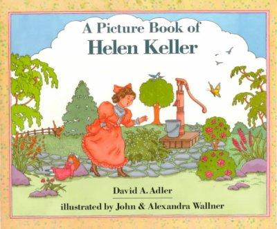 A Picture Book of Helen Keller (Paperback)