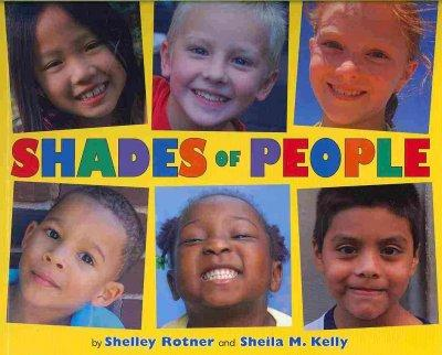 Shades of People (Paperback)