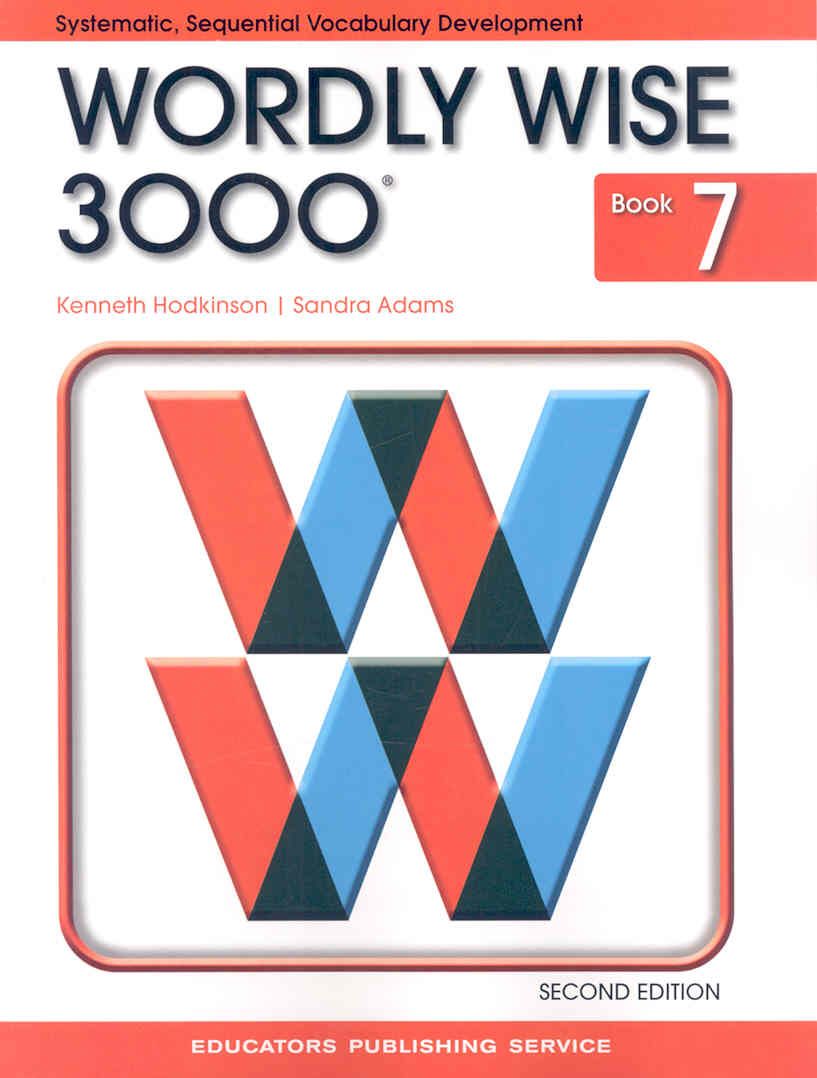 Wordly Wise 3000 Book 7 (Paperback)
