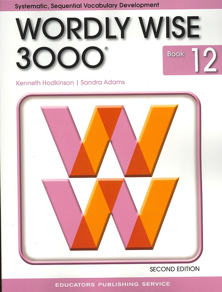 Wordly Wise 3000: Book 12 (Paperback)