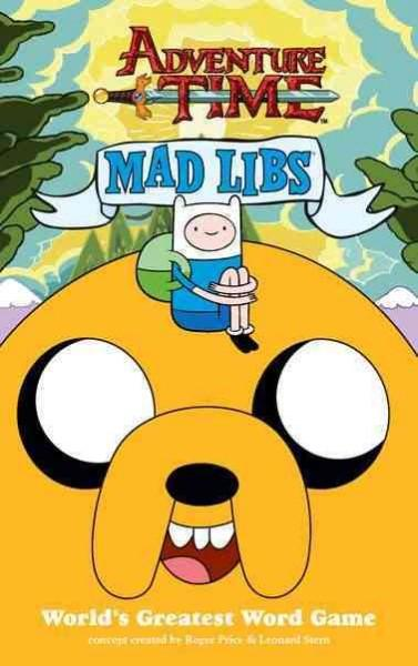 Adventure Time Mad Libs (Paperback)