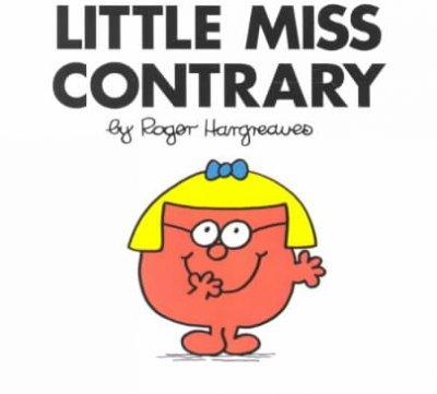 Little Miss Contrary (Paperback)