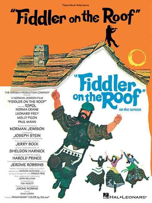 Fiddler on the Roof (Paperback)