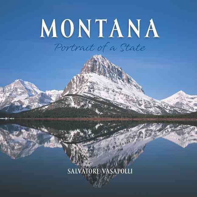 Montana: Portrait of a State (Hardcover)