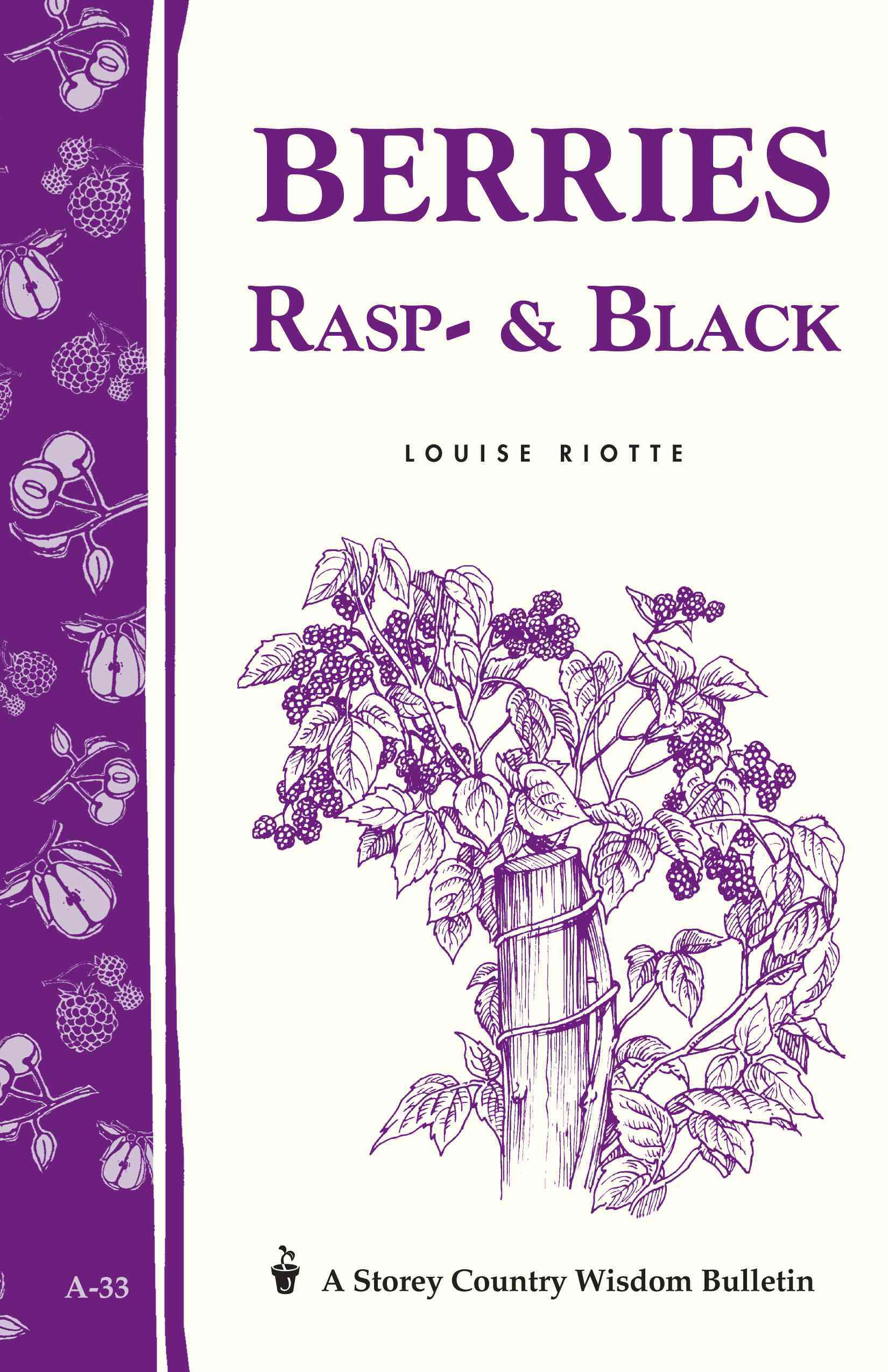 Berries: Rasp and Black (Paperback)