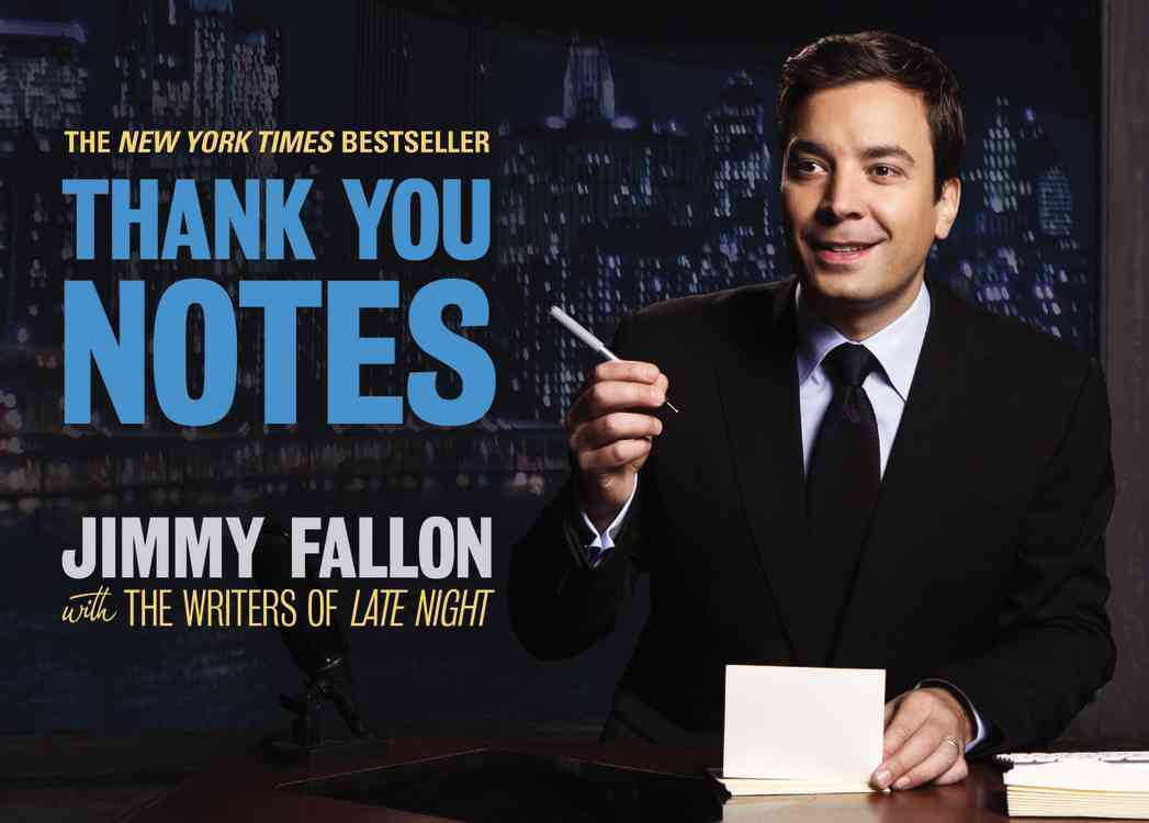Thank You Notes (Paperback)