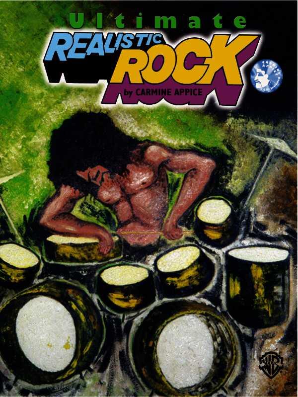 The Ultimate Realistic Rock Drum Method