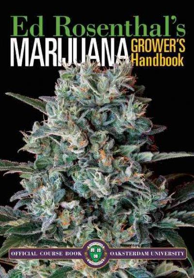 Marijuana Grower's Handbook: Ask Ed Edition (Paperback)