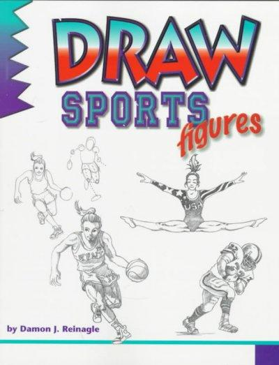 Draw Sports Figures (Paperback)