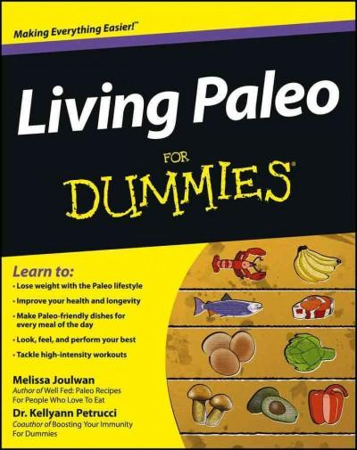 Living Paleo for Dummies (Paperback)