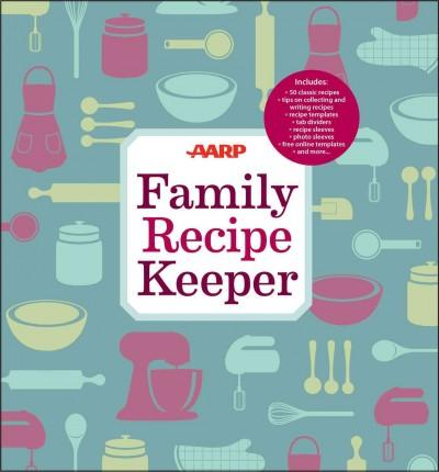 AARP Family Recipe Keeper (Loose-leaf)