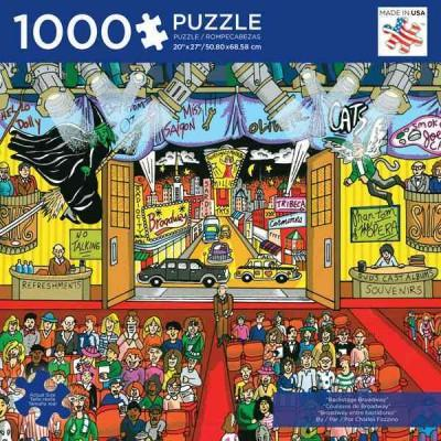 Backstage Broadway: 1,000 Pieces (General merchandise)