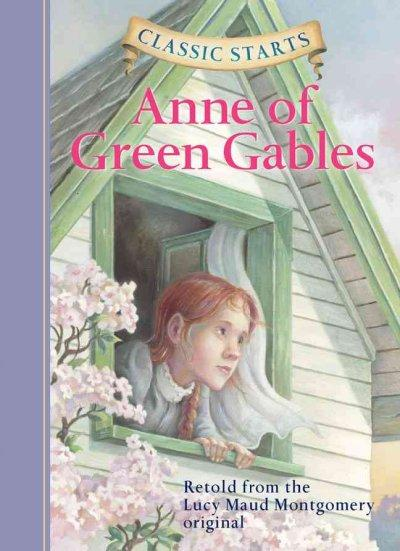 Anne of Green Gables (Hardcover)