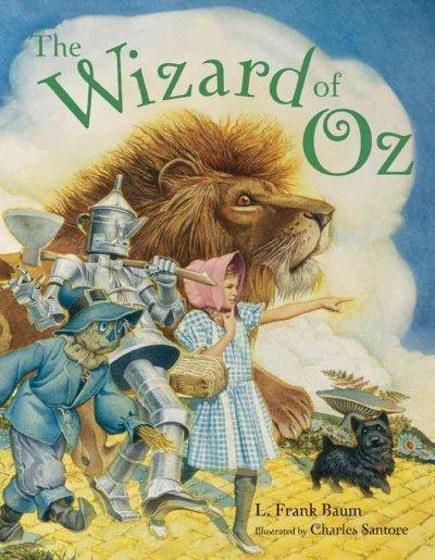 The Wizard of Oz (Hardcover)