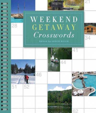 Weekend Getaway Crosswords (Paperback)