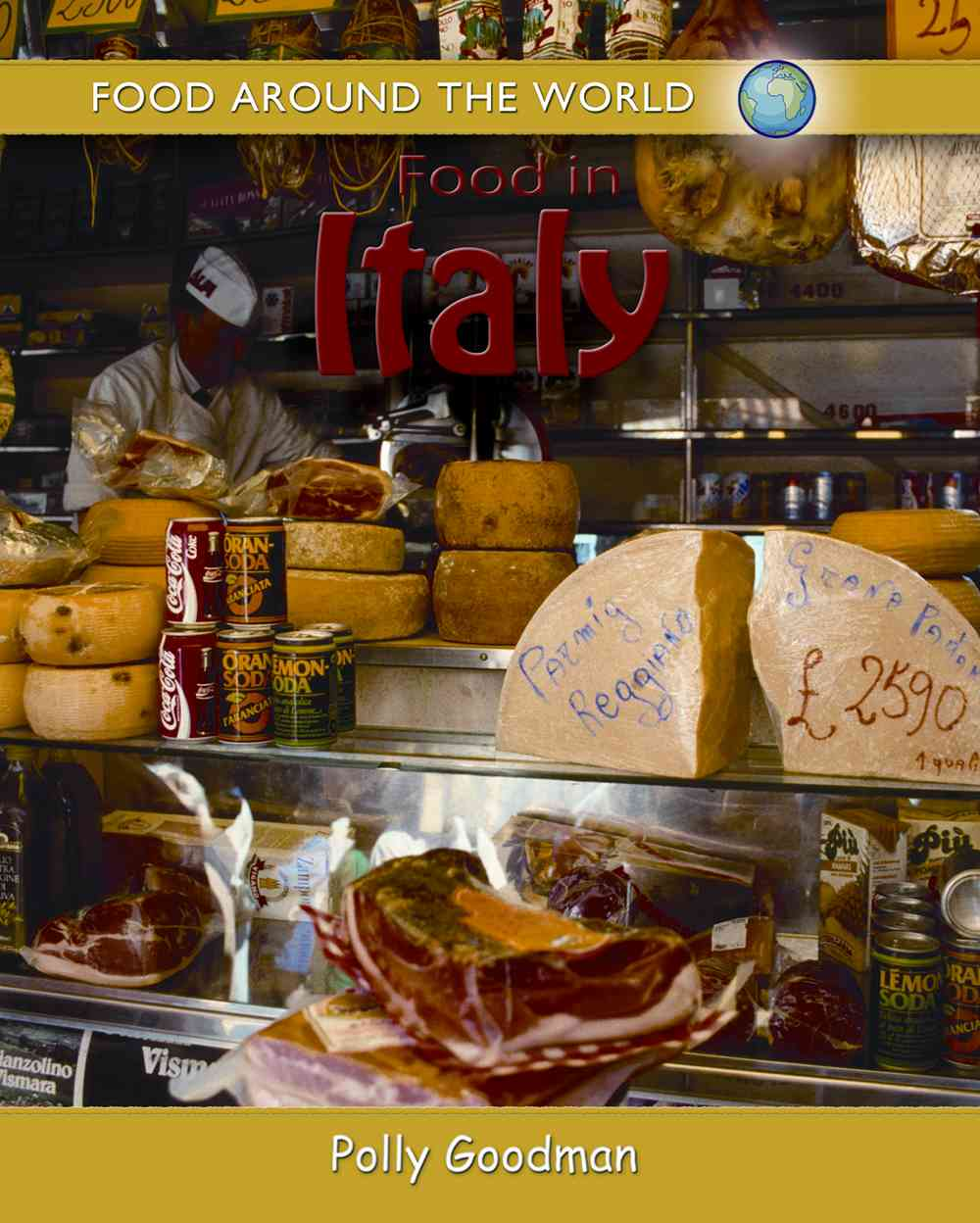 Food in Italy (Hardcover)