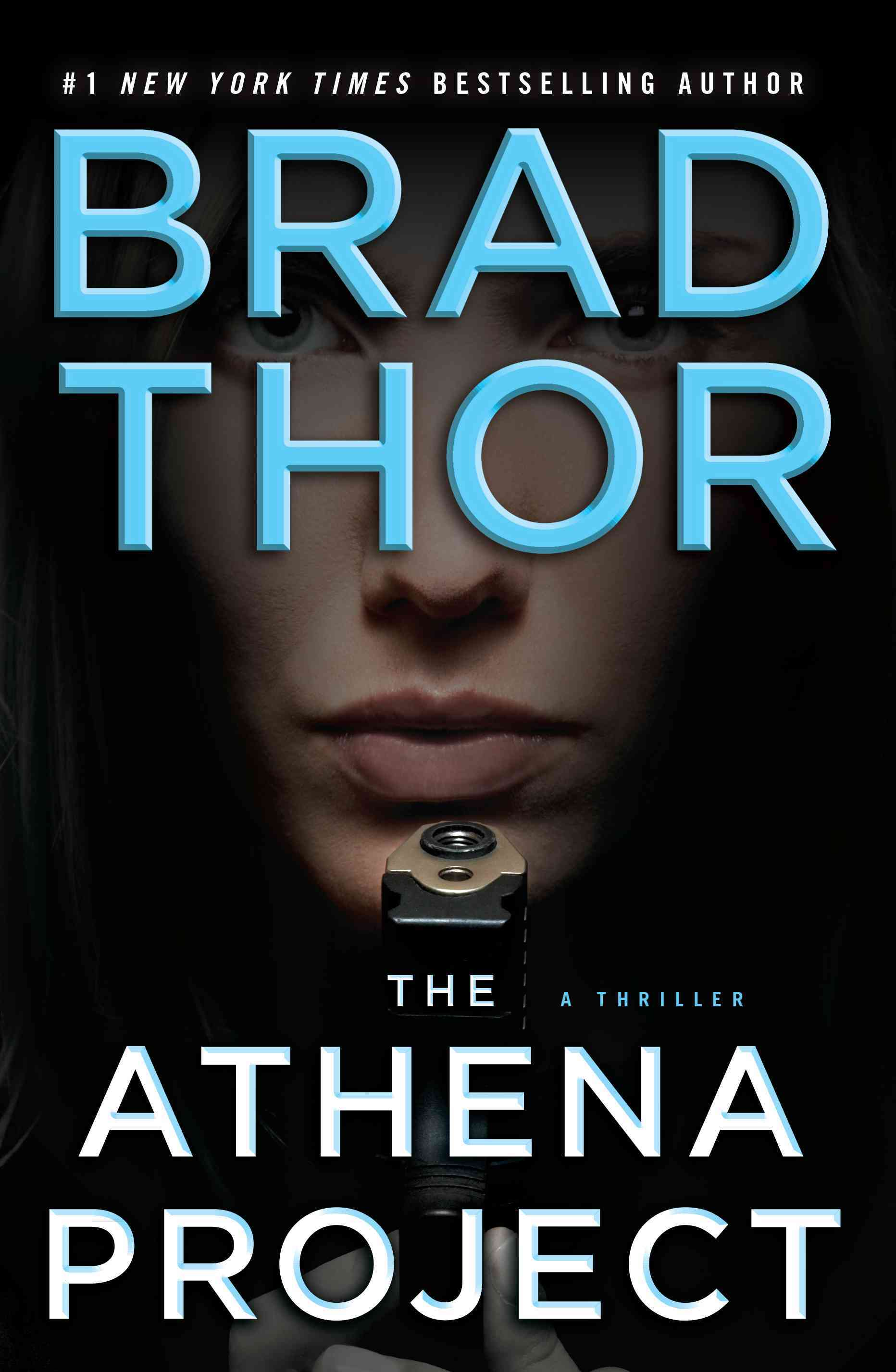 The Athena Project: A Thriller (Hardcover)
