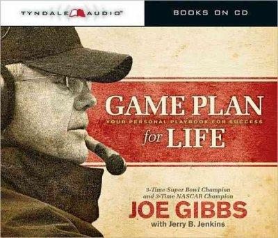 Game Plan for Life: Your Personal Playbook for Success (CD-Audio)