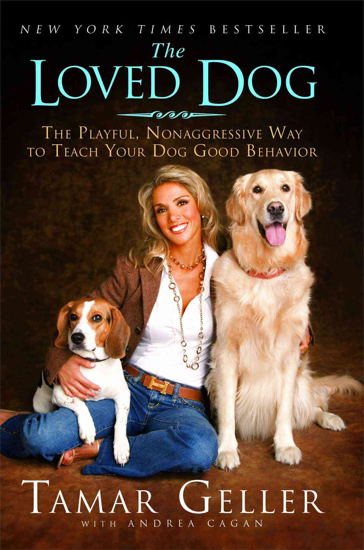The Loved Dog: The Playful, Nonaggressive Way to Teach Your Dog Good Behavior (Paperback)