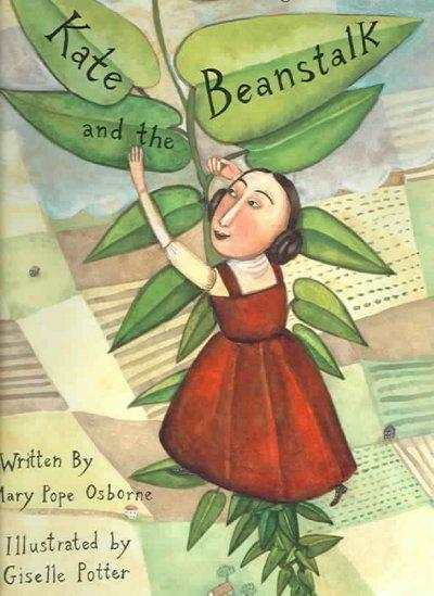 Kate and the Beanstalk (Paperback)