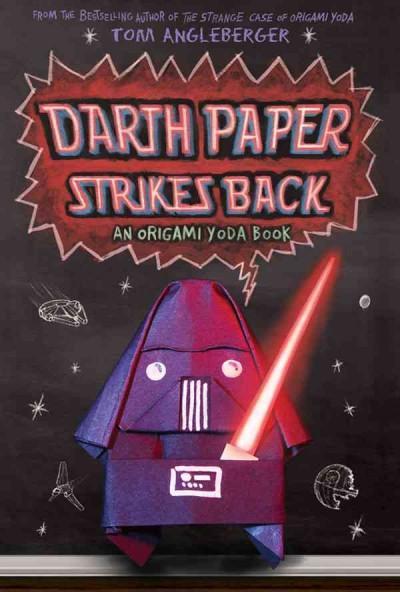 Darth Paper Strikes Back (Hardcover)