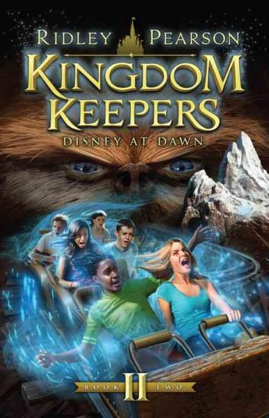 Kingdom Keepers II: Disney at Dawn (Paperback)
