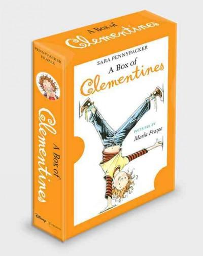 A Box of Clementines: Clementine's Letter, the Talented Clementine, Clementine (Paperback)