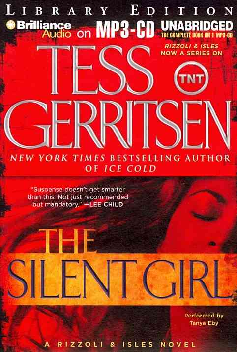 The Silent Girl: Library Edition (CD-Audio)