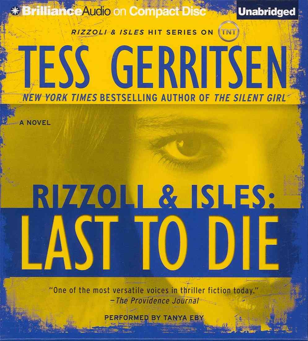 Last to Die (CD-Audio)