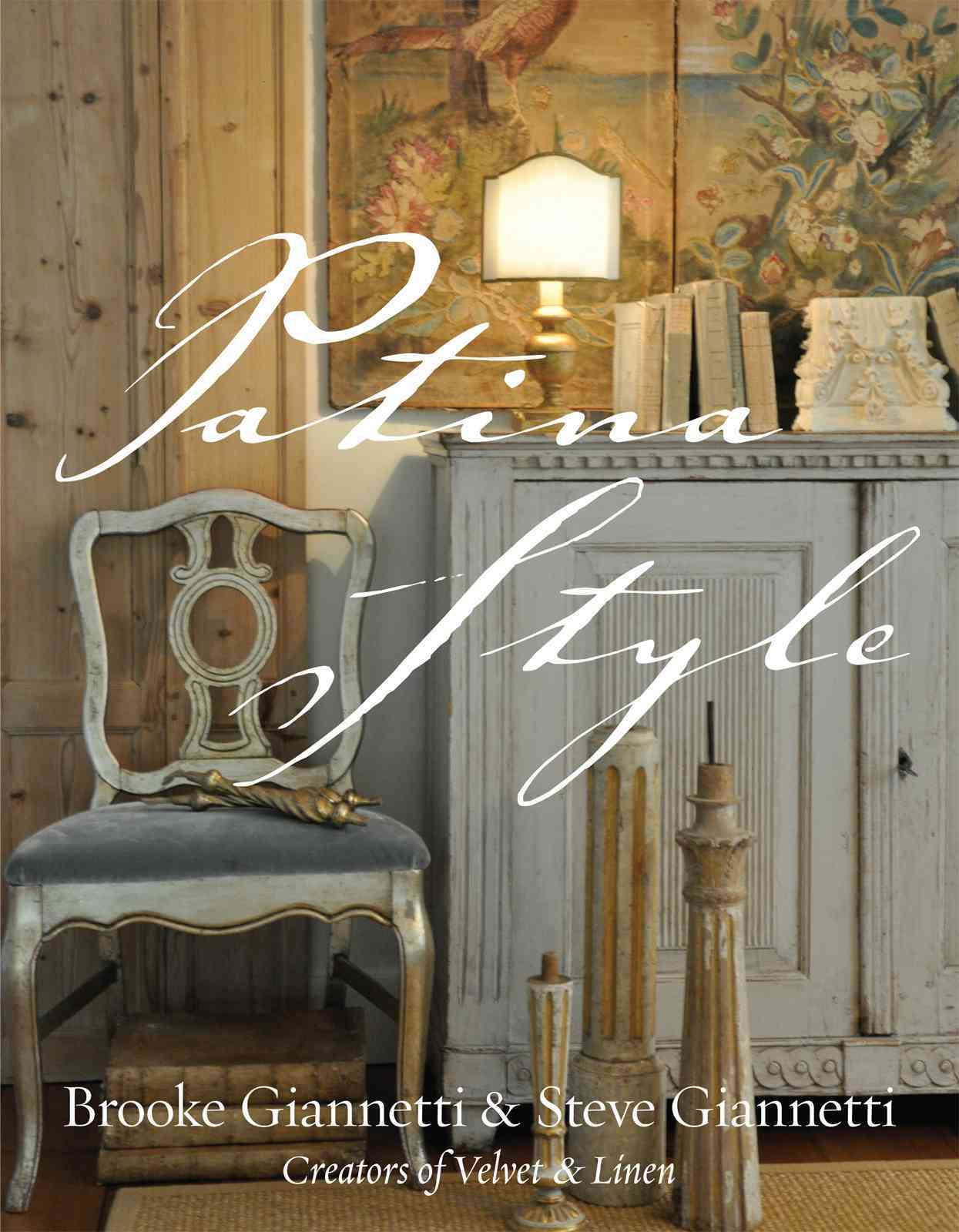 Patina Style (Hardcover)