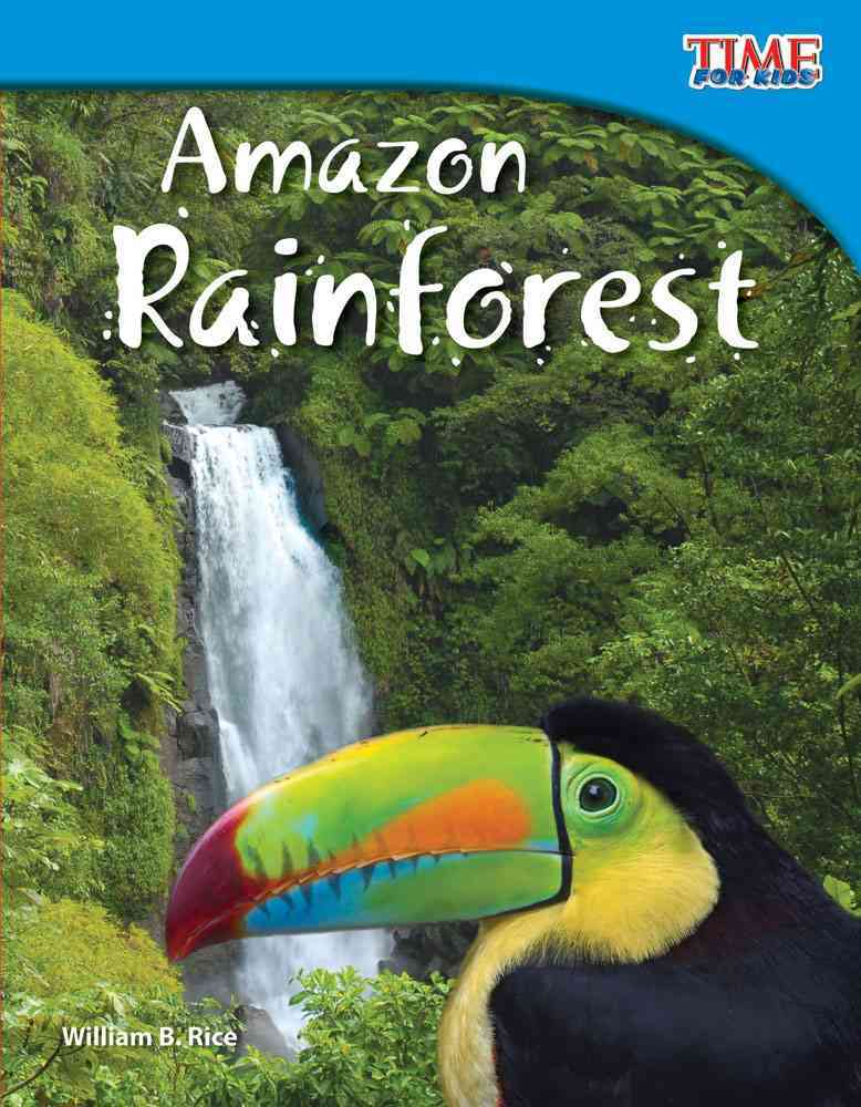 Amazon Rainforest (Paperback)