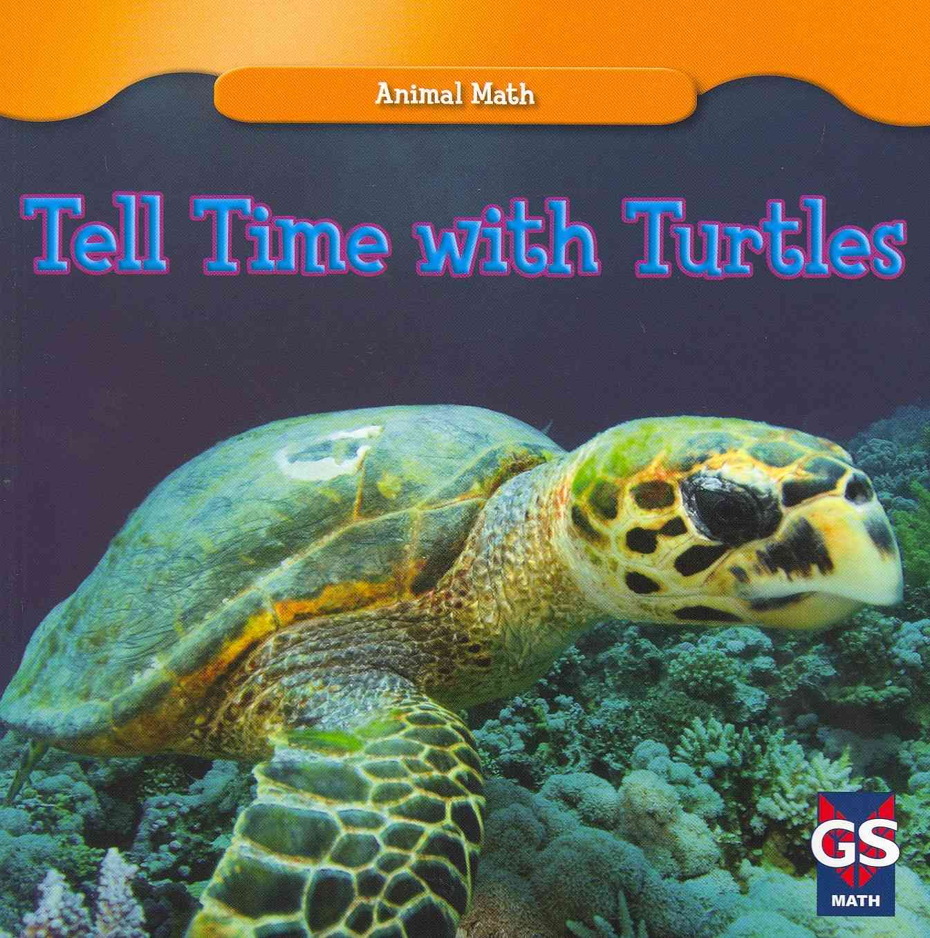 Tell Time With Turtles (Paperback)