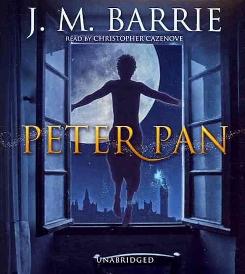 Peter Pan (CD-Audio)