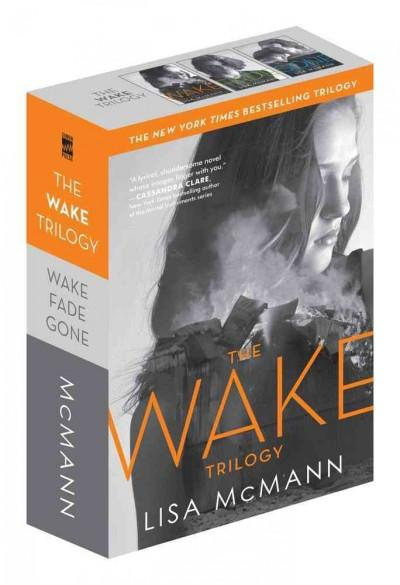 The Wake Trilogy: Wake, Fade, Gone (Paperback)