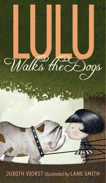 Lulu Walks the Dogs (Hardcover)