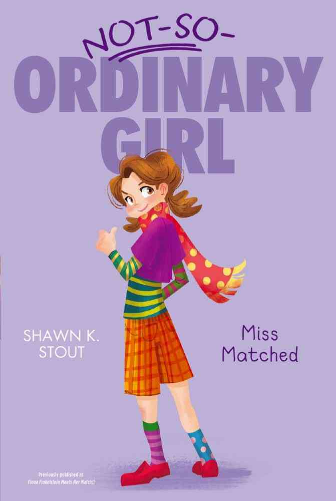 Miss Matched (Paperback)