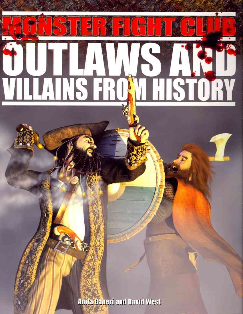 Outlaws and Villains from History (Paperback)
