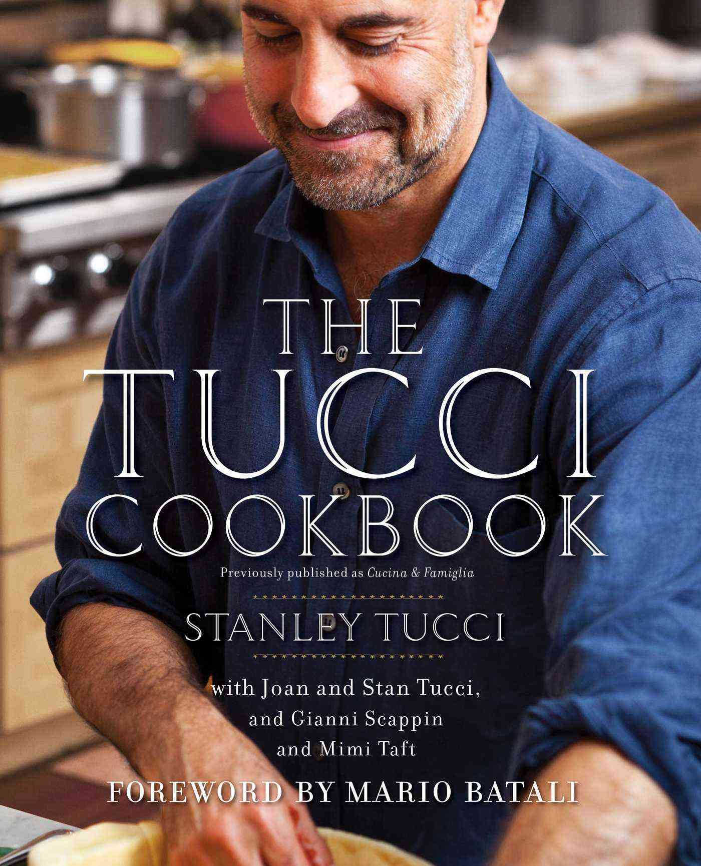 The Tucci Cookbook (Hardcover)